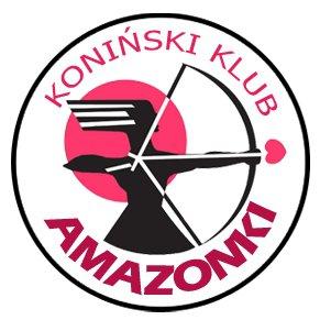 logo Konińskiego Klubu Amazonek